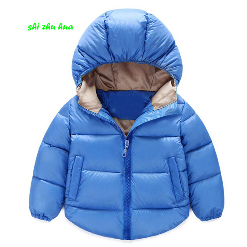 2016Fashion Children Down Parkas Kids clothes Winter Thick warm Boys girls jackets & coats baby thermal liner down outerwear2-6y midea мк 17s18е нерж сталь