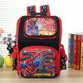 New spiderman monster high school bag EVA folded School bag kids School backpack for boys and girls