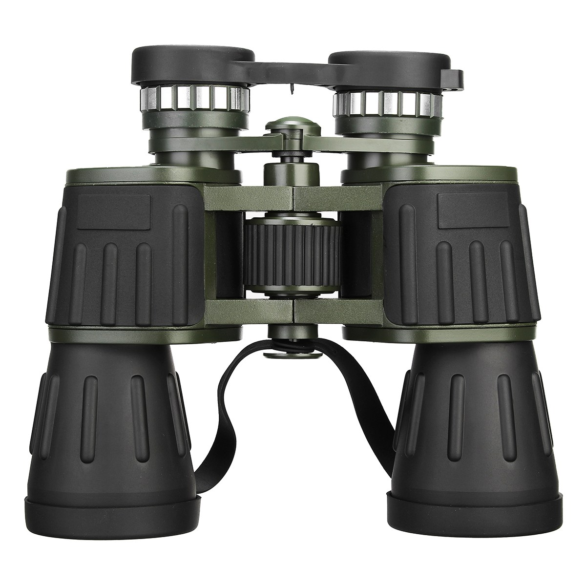 Outdoor hiking 60x50 Night Vision Military Army Zoomable Powerful Binoculars HD for Hunting Camping equipment survival kit zoom binoculars 30 260x160 level light night vision adjustable telescopes for camping hiking hunting ems