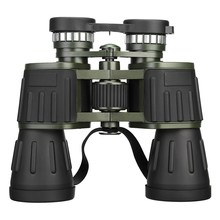 Outdoor hiking 60×50 Night Vision Military Army Zoomable Powerful Binoculars HD for Hunting Camping equipment survival kit