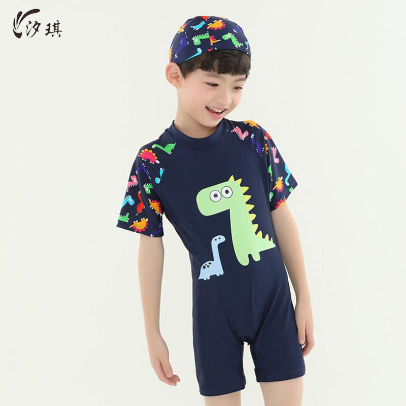 Independent Xiqi Child Rash Guard Kids Swimwear Short Sleeve May For Swimming Rash Guards Windsurfing One Pieces Wetsuit May Plus Size Beach High Quality Surfing & Diving