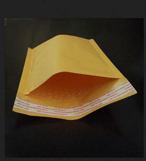 100 шт./лот пузырь конверты с полимерным