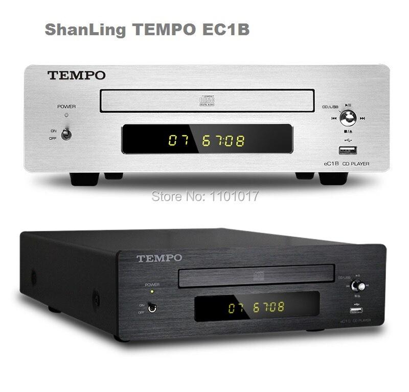 SHANLING TEMPO EC1B CD HDCD player HIFI EXQUIS lesen USB key Koaxial Optische