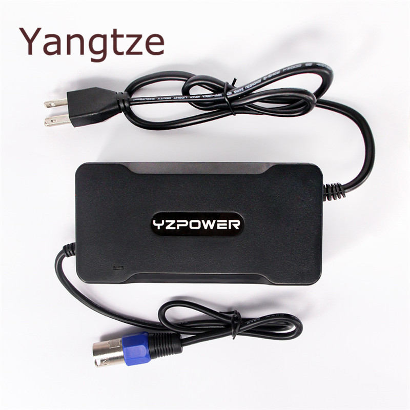 Yangtze <font><b>Charger</b></font> 42V 4A 5A Scooter Lithium Li-ion <font><b>Battery</b></font> <font><b>Charger</b></font> <font><b>Bike</b></font> AC-DC <font><b>36V</b></font> for Switch Bicycle <font><b>Electric</b></font> Tool image