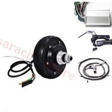 """"""" 150 W 48 V электрический моторный самокат, электрический скейтборд комплект, электродвигатель в колесной ступице"""