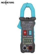 RM900A Clamp Meter Surge Inrush Current 4000 counts True-RMS AC/DC Voltage NCV Resistance Auto Range Flash light