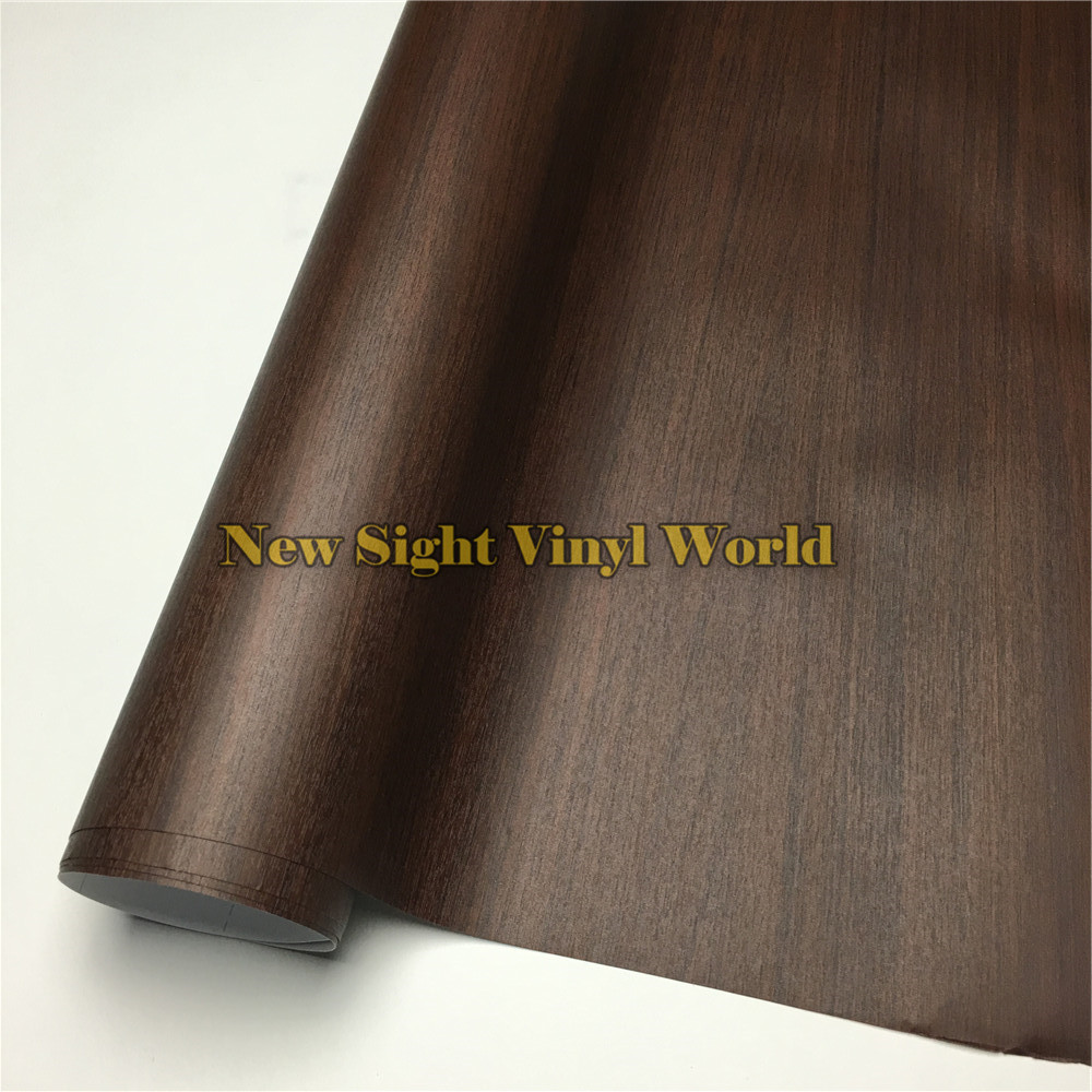 Oak Self Adhesive Vinyl Wood Grain Textured Car Wrap Floor Furniture Car Interier Size:1.24X50m/Roll(4ft X 165ft)