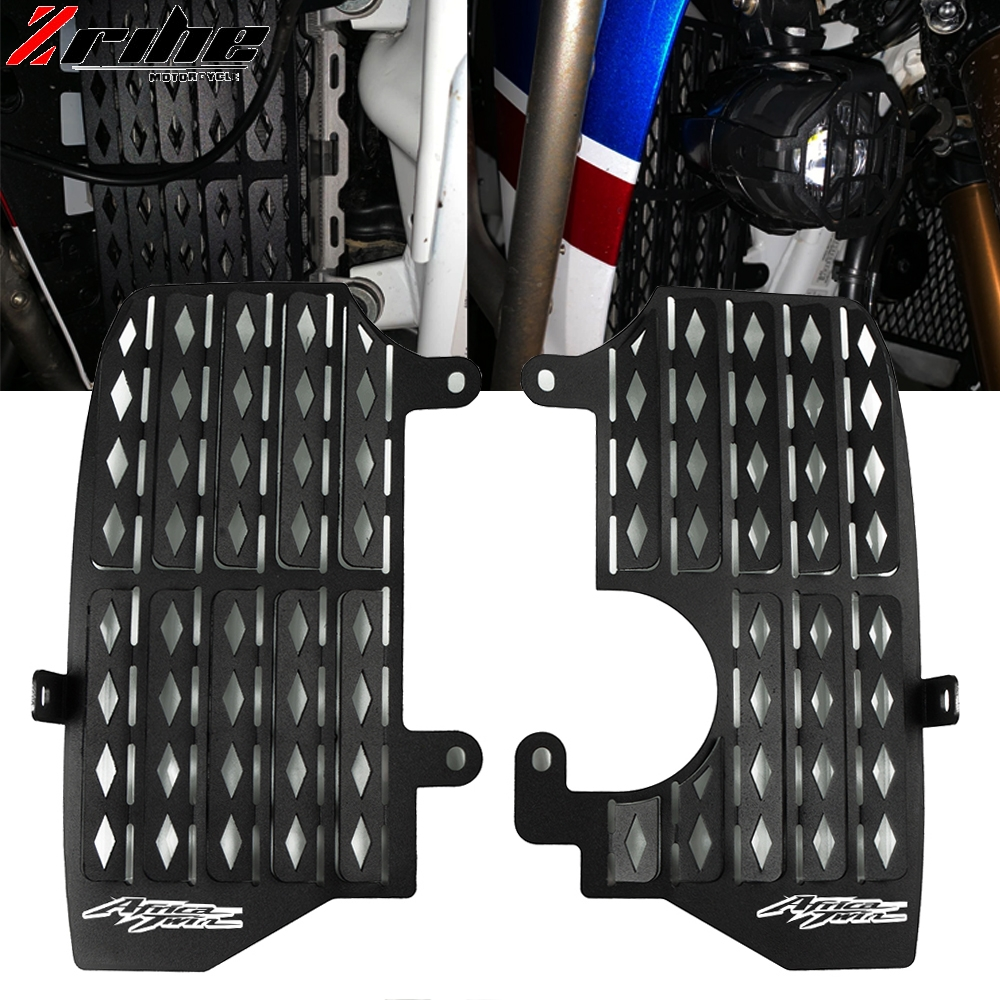 FOR HONDA CRF 1000L Motorcycle radiator grille guard protection FOR HONDA CRF1000L CRF 1000L Africa Twin