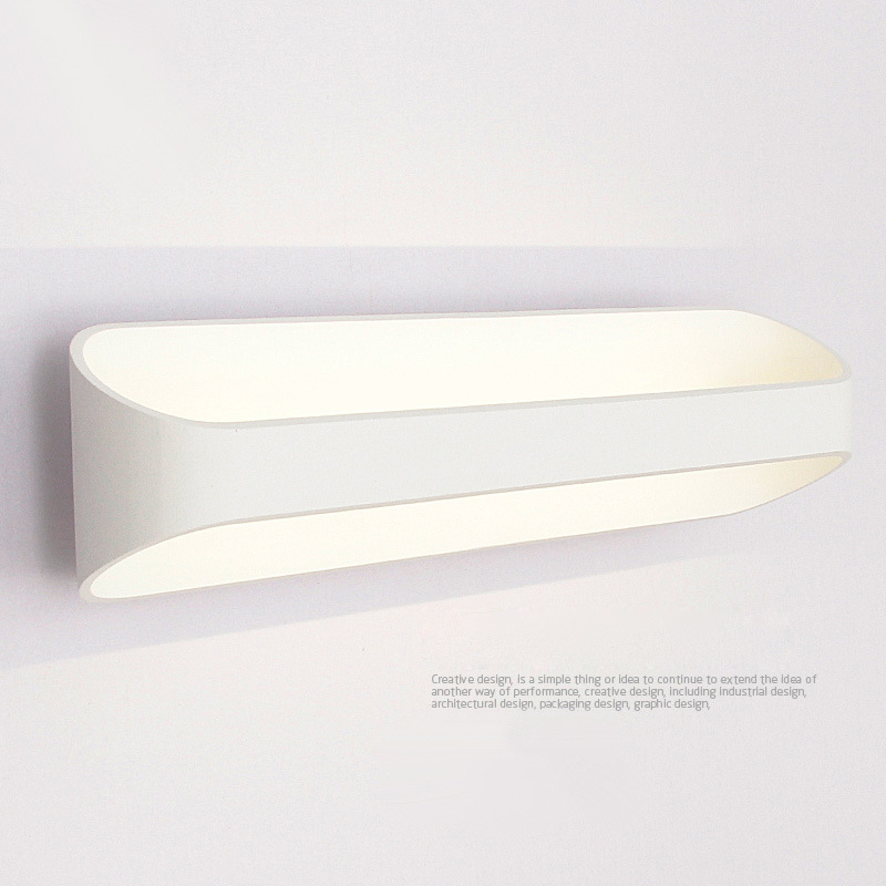 Творческих стены Освещение светильники современный светодиодный светильник настенный 6 Вт Алюминий ночники бра 5 Вт 10 вт