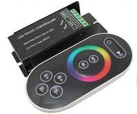 8 key RF RGB led touch controller,DC12-24V input 3