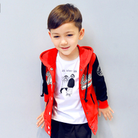 Hooded Baby Wearing Poncho Bolero Jacket Autumn Boy Kid Thing Jaquetas Infantis Baby Cardigan Set Boy