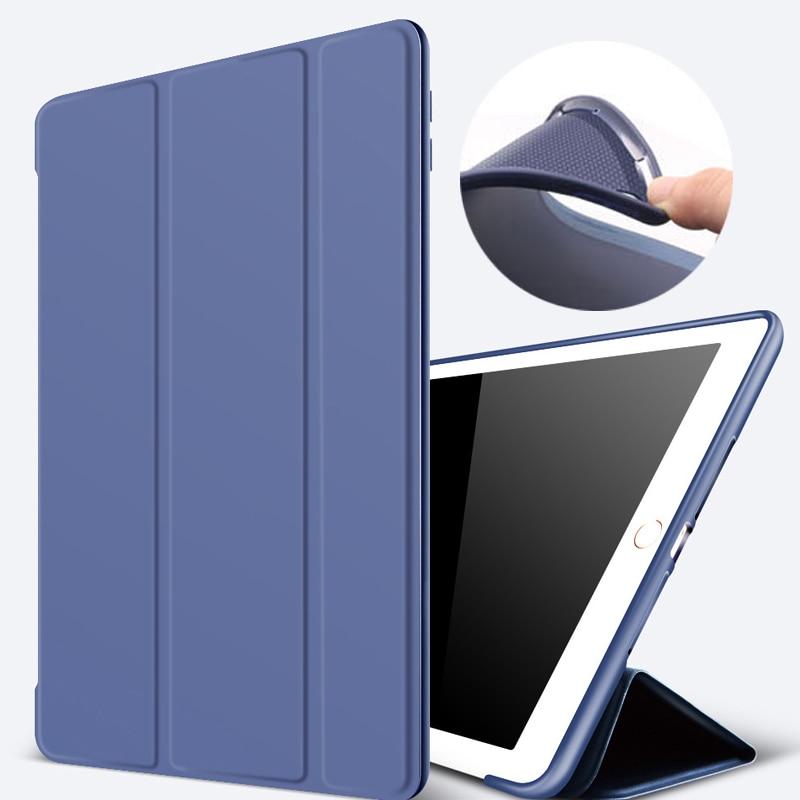 Pentru ipad pro 10.5 caz Ultra Slim Smart Case 3 Stand pliant Auto - Accesorii tablete