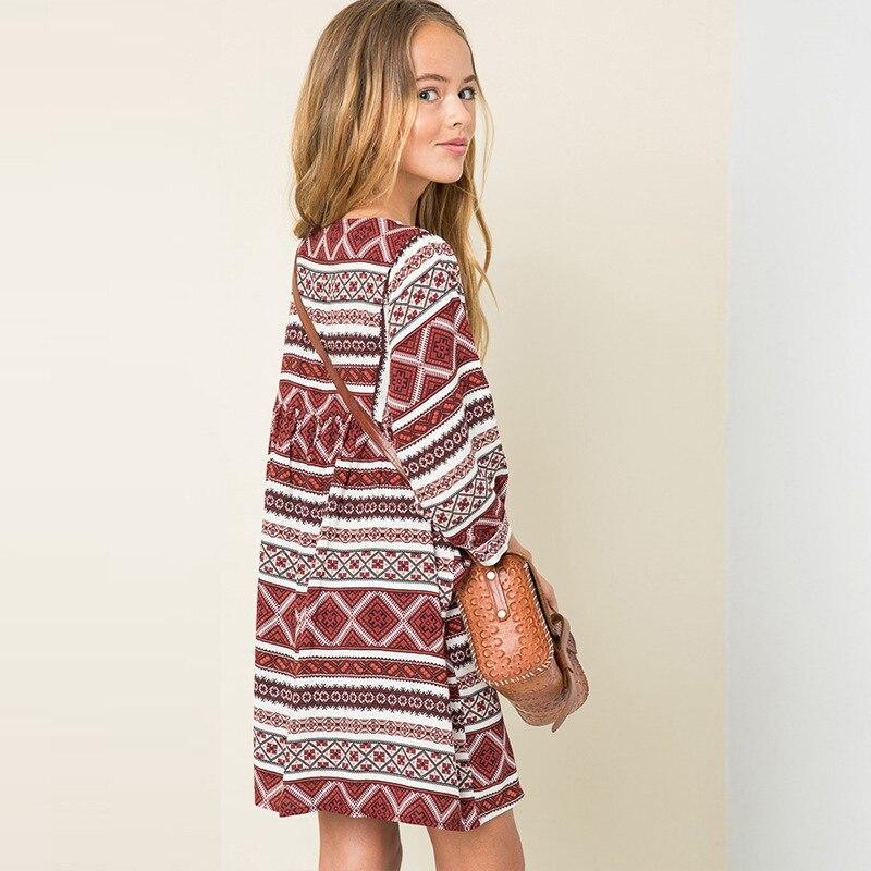 Aliexpress.com : Buy HAYDEN Girls Boho Dress Kids Vintage Dresses ...