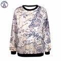Mr.1991INC Мода Властелин Колец Балахон Средиземье Карта Мужчины/Женщины Толстовка 3D Цветочный Принт Heart Breaker Толстовки