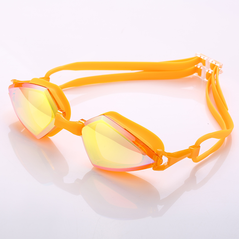 Swimming goggles Antifog Waterproof Men Women Adult Kids Swimming Pool Glasses Highly Clear Water Glasses Swim Eyewear Eyeglass
