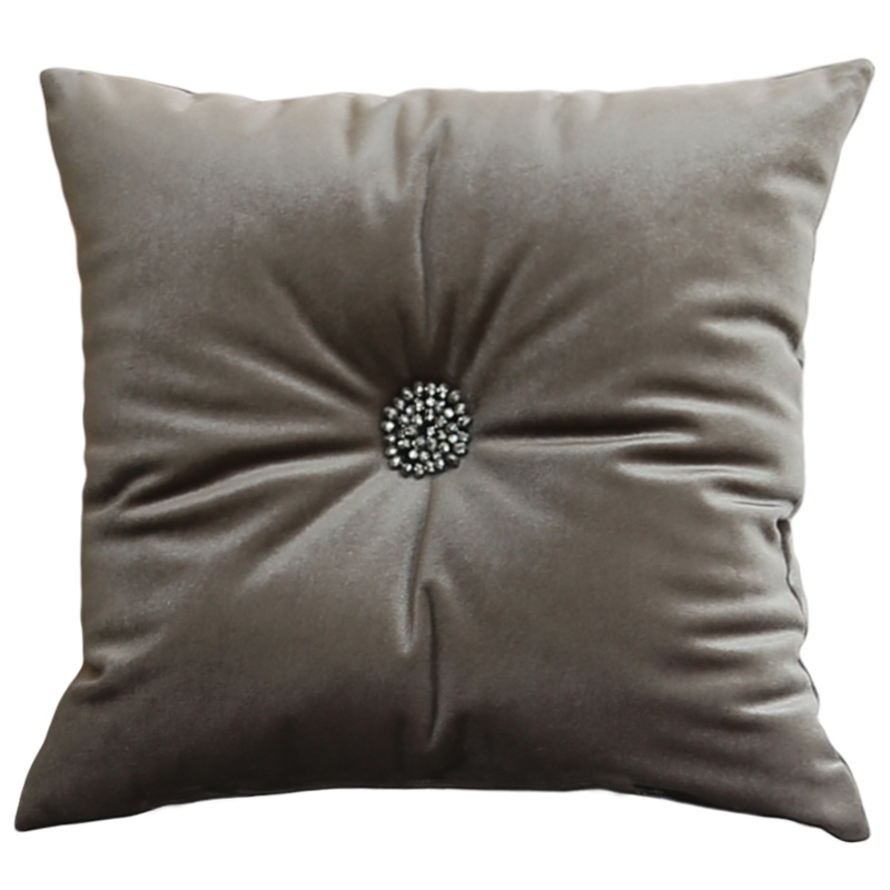 Decorative Pillow Sets For Bed : home pillow decoration cushion sofa bead decorative throw pillow bedding set european style ...