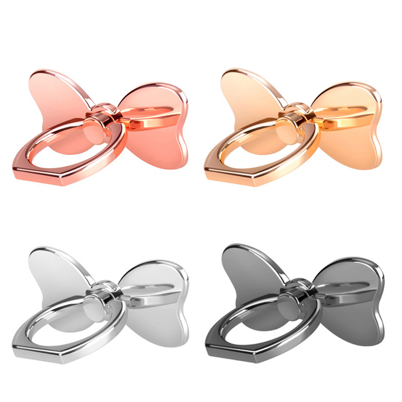 Mobile Phone Finger Ring Socket Holder Small Metal Ring Mount Bracket Cell Phone Ring Holder Support Cellular Accessories SMSNXY