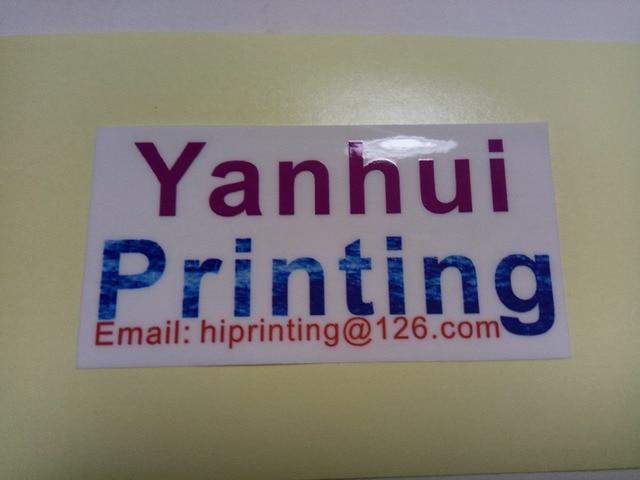 Wholesale custom vinyl stickerssticker printingadhesive sticker label