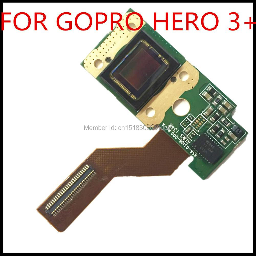 все цены на 100% Original NEW Gopro Hero3 + Plus CCD Plate for Gopro3+ hero 3+ Image CMOS Sensor imaging Charge-coupled Device Parts онлайн