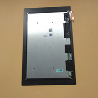 For Sony Tablet Z2 Xperia SGP511 SGP512 SGP521 SGP541 Black Touch Screen Digitizer Panel LCD Display