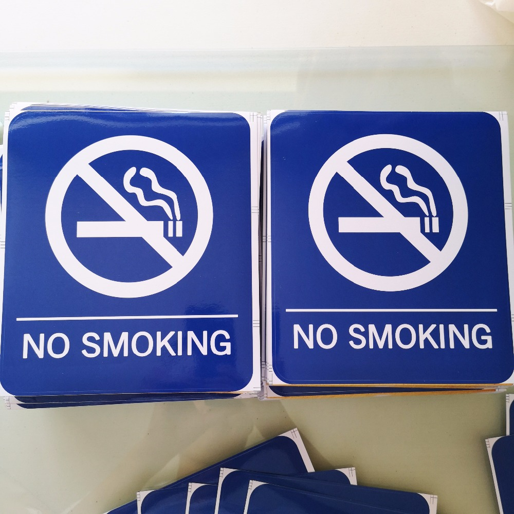 152x178 мм курение, самоклеющаяся этикетка наклейка, код товара PL18