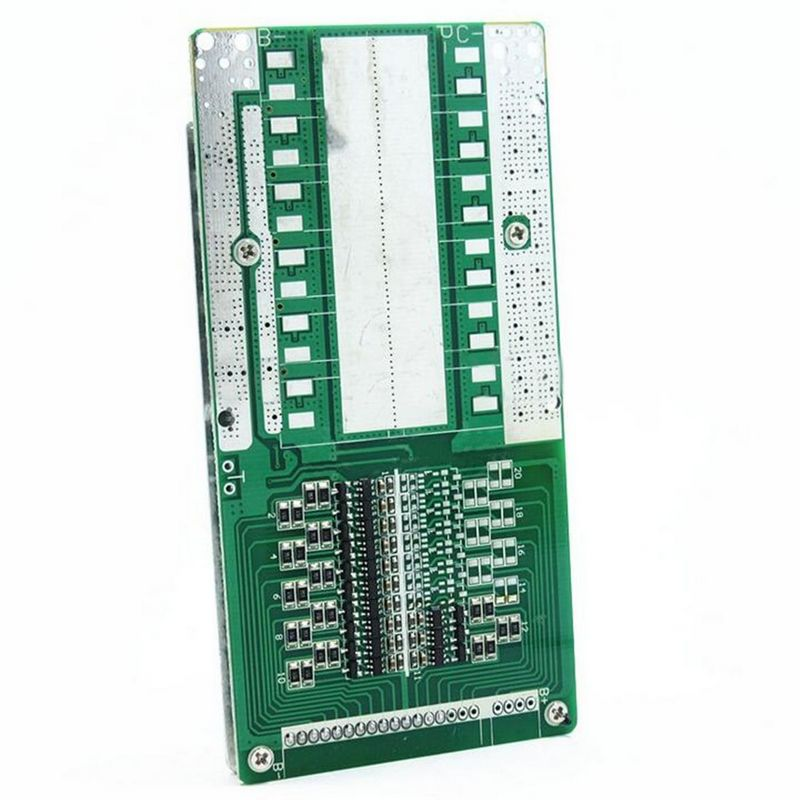 1pc High Quality 48V 13S 45A Li-ion Battery BMS PCB With Balance Suitable For Ebike Escooter 120 x 60 x 9mm