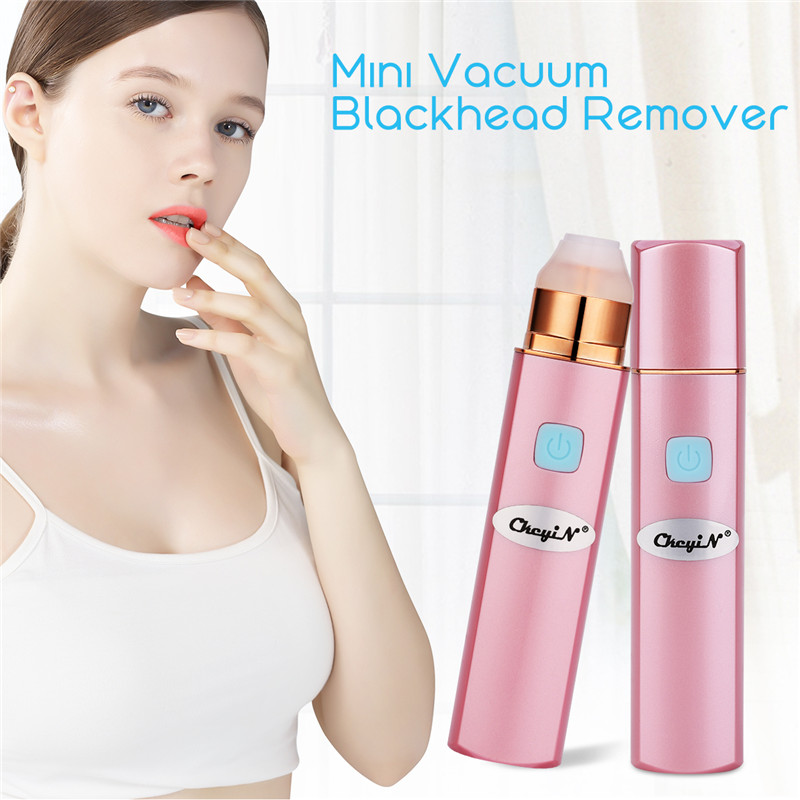 Facial Pore Cleanser Face Deep Cleaning Electric Blackhead Remover Vacuum Suction Acne  Extractor Reduce Wrinkle Skin Scrubber35