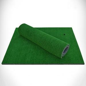 Image 2 - Backyard Golf Mat Golf Training Aids Outdoor/Indoor Hitting Pad Practice Grass Mat Game Golf Training Mat Grassroots 60x30cm