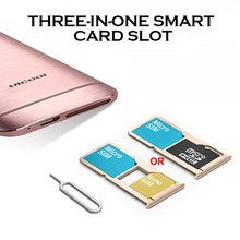 Ultra Thin Light Credit Card Touch Key Metal Body Mini Cellphone