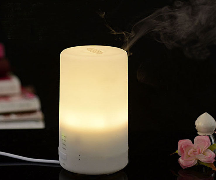 7 Color LED 100ml Ultrasonic Aroma Diffuser Essential Oil Humidifier Air Aromatherapy