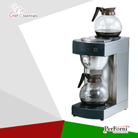 BAGF RG20 Coffee machine Distill water type S.steel coffee brewer for hotel commercial use cafe maker