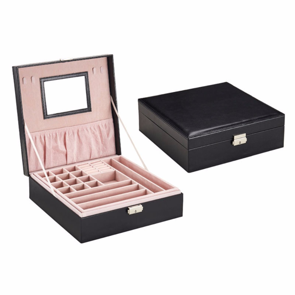 Jewelry Organizer Packaging Box Casket For Exquisite ...