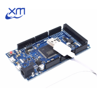 Due R3 Board ATSAM3X8E ARM Main Control With 1 Meter Usb Cable 10PCS