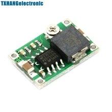 1 pcs Super mini 3A DC-DC Passo Conversor Para Baixo Módulo de Alimentação 3 V 5 V 16 V DC-DC Fanfarrão conversor