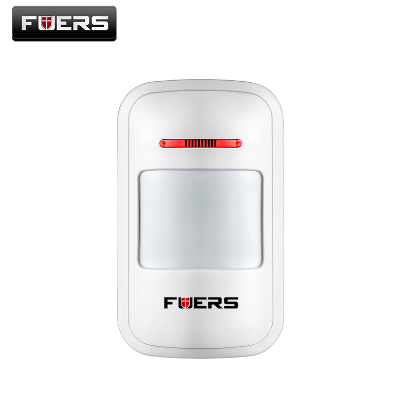 433MHz Wireless PIR Motion Sensor Alarm Detector for G2 Home GSM PSTN Security Alarm System free shipping wireless pir detector for home alarm home security system 433mhz motion sensor