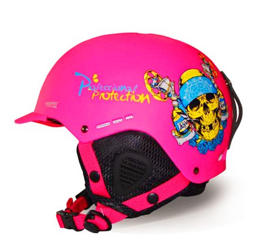 Special Section 13%propro Ski Helmet Integrally-molded Snowboard Helmet Men Women Skating Skateboard Skiing Helmet High Quality Materials