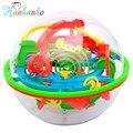299 Barreiras 3D Bola Labirinto Mágico Intelecto Brinquedos Educativos Jogo Órbita Brinquedos Equilíbrio Frete Grátis