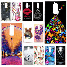 TAOYUNXI Phone Cases For Doogee F5 Pro Case Silicone Cover DOOGEE F5Pro Soft TPU Painted case bag Fundas Bumper