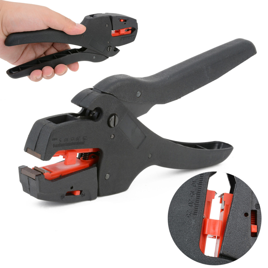 Cable Wire Stripper Pliers Electrical Cable Wire Insulation ...