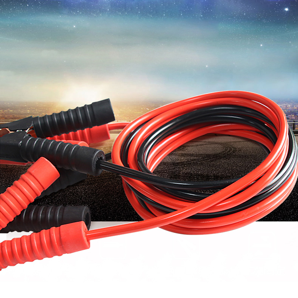 US $21 56 43% OFF|2 5/4 Meters Optional Jumper Cable 1500A Car Emergency  Booster Cable Car Battery Jumper Wires-in Cables, Adapters & Sockets from