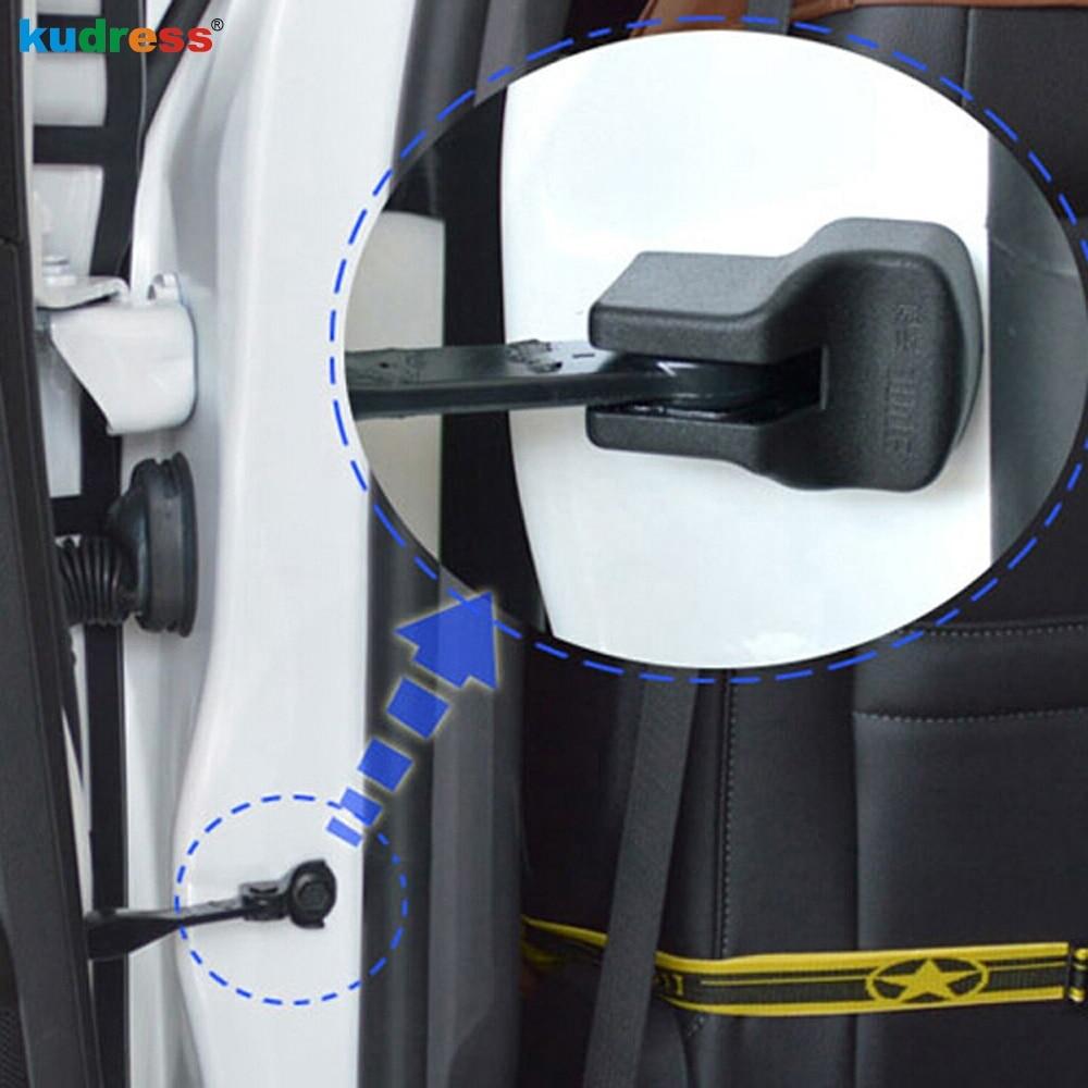 Araba styling kapı kontrol kolu koruma kapağı için Toyota Corolla Prius RAV4 Camry Reiz Venza Highlander Prado Sequoia Camry XV 70