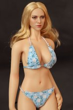 LDDOLL 28L Silicone 1/6 Seamless Body with Large Bust Collection Action Figure
