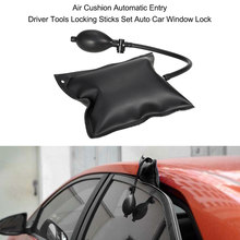 Herramientas para desbloqueo de cerrajero bomba de aire alineación mano Auto entrada inflable cuña de aire acolchado coche puerta abridor oso