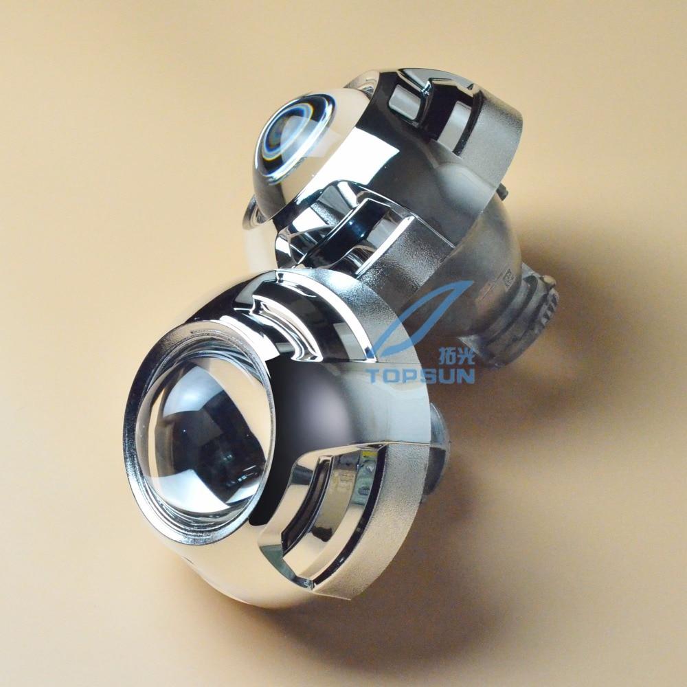 Car-styling Light Retrofit HELLA 5 Intemo Original Bixenon Hi/Lo Projector Lens 3.0 inches D1S D2S D3S D4S taochis 3 0 inch bi xenon hella projector lens hid d1s d3s d4s d2s shroud devil angel eyes head lamp upgrade demon eye