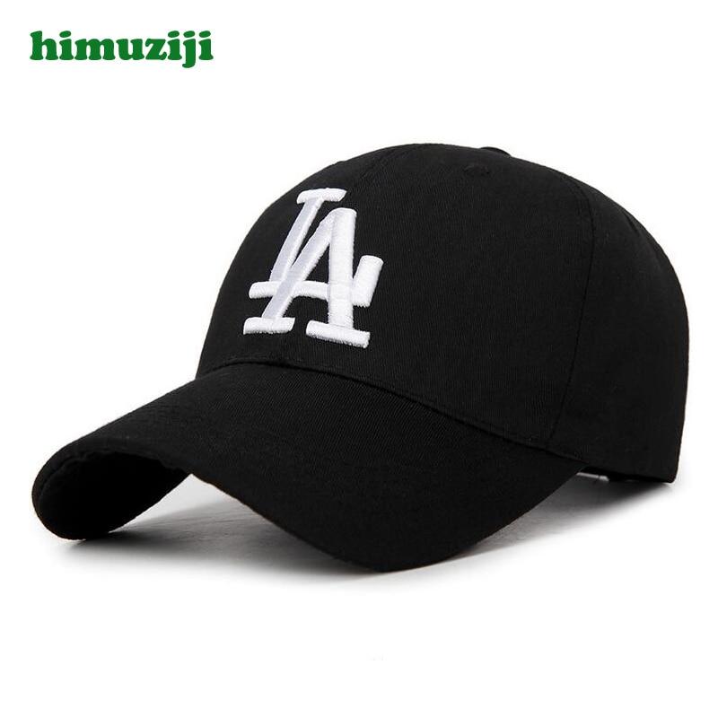 2018 إلكتروني جديد قبعات البيسبول la - ملابس واكسسوارات