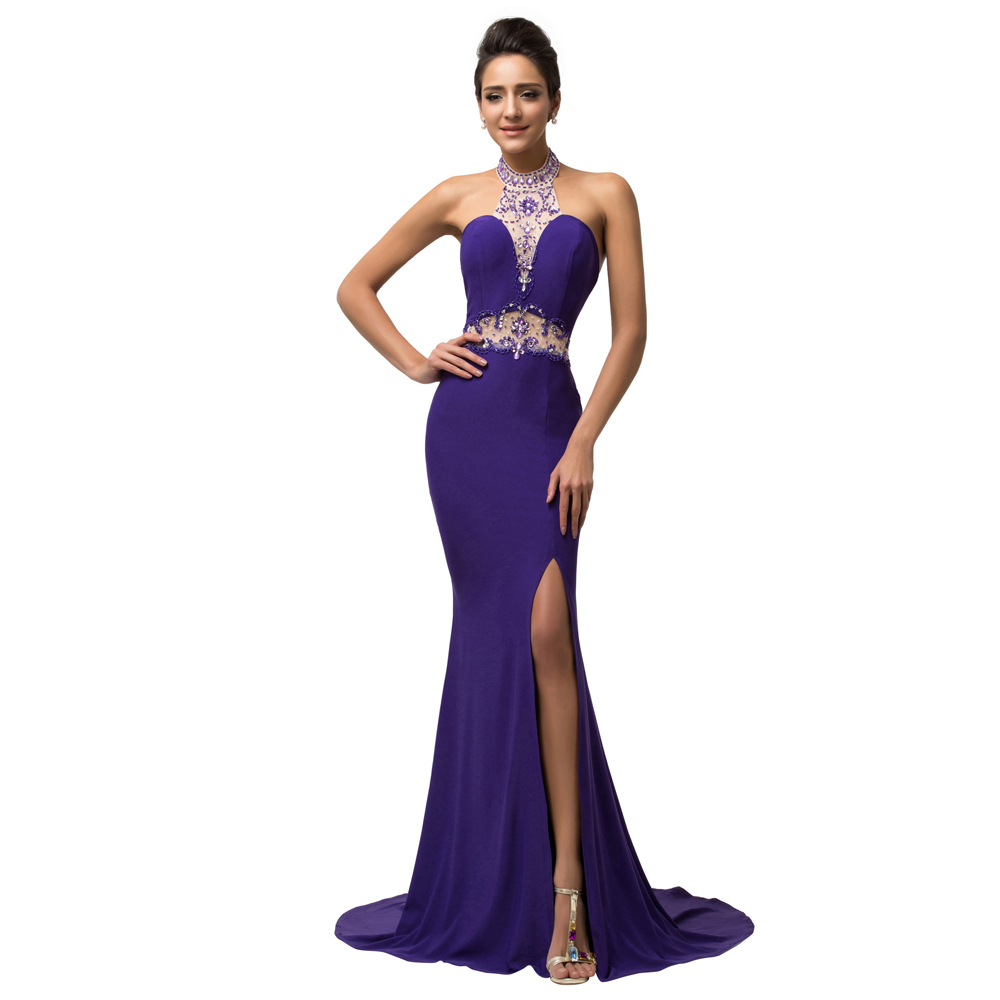 Beautiful Purple Prom Dresses Reviews - Online Shopping ...