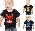 2-10 años Niños Verano POKEMON IR Cartoon T Shirt Tops Tee Ropa de Niños Niños Bebés Camisetas de Las Muchachas del envío gratis