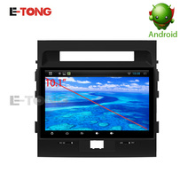 10.1″ Android 4.4 1024*600 Quad Core Car Stereo Bluetooth DVD Player With Touch Screen GPS Navigation For Toyota Land Cruiser 5
