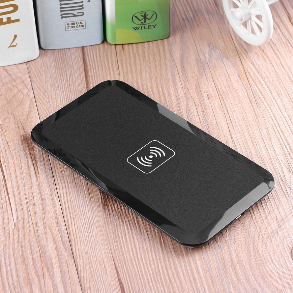 QI Standard Wireless Charger Pad For Samsung Galaxy S3/S4/S5 Note2 for LG for Nokia Mobile Phone Wireless Charging for Iphone