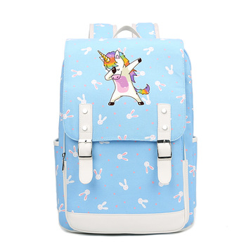 Unicorn Colorful School Bags Cute Backpacks